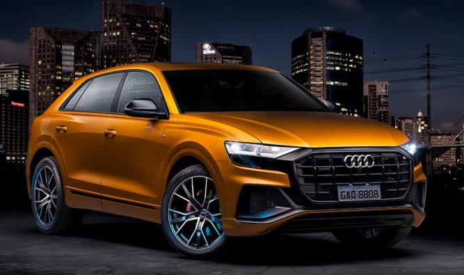 Audi Q8: o mais novo e tecnológico integrante da Família Q