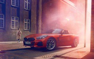 Conversível BMW Z4 estreia no Brasil