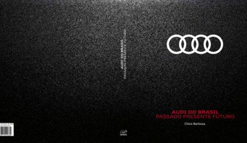 Livro de 25 anos da Audi do Brasil está disponível para download no site da marca