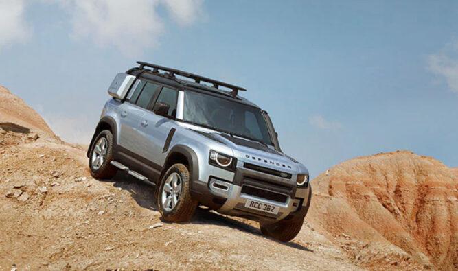 Conheça o Land Rover Defender