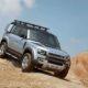 Chegou o novo Land Rover Defender