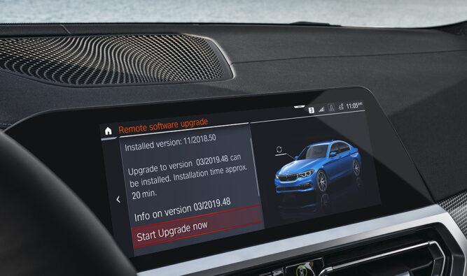 Carros BMW ganharão novidades com atualização de software no Brasil