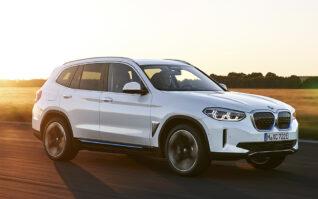 BMW iX3 o primeiro puramente elétrico da família X