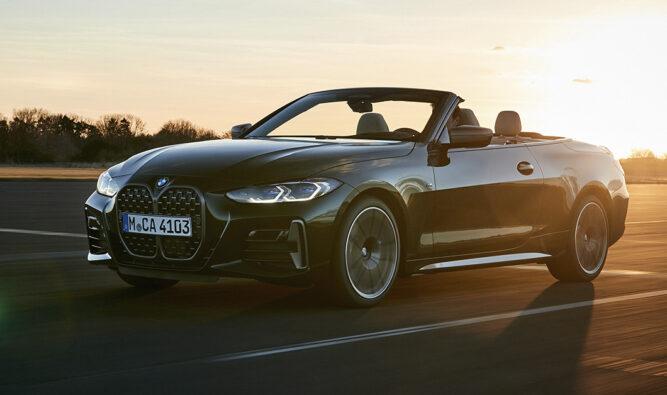 BMW 430i Cabrio M Sport: a essência BMW a céu aberto