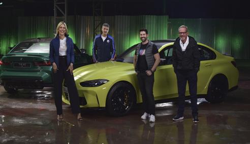 BMW é a primeira a lançar veículo no TikTok brasileiro