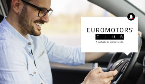 Viva a experiência premium com o clube de vantagens da Euro Motors