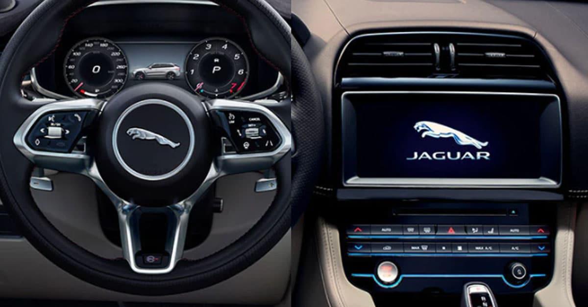 Conheça o novo Jaguar F-PACE na Euro Motors