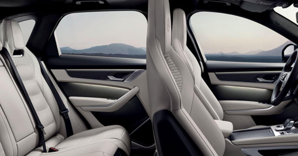 Conheça o novo Jaguar F-PACE