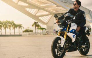 Nova G 310 R: roadster esportiva chega com novas tecnologias e segurança reforçada