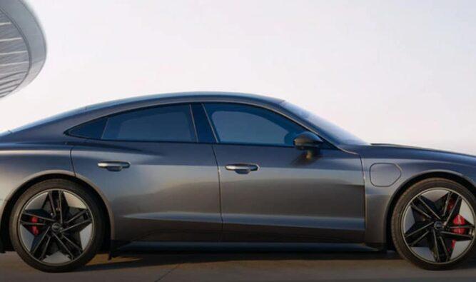 Audi do Brasil inicia entrega do esportivo elétrico RS e-tron GT